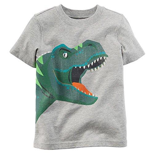 Coralup - Camiseta de manga corta - para niño gris gris