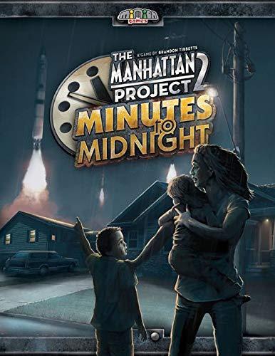 Minion Games migmm100Manhattan Project 2: Minutes to Midnight (Stand Alone), Multicolor