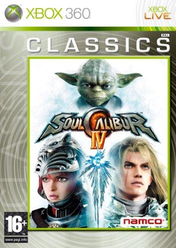 Soulcalibur IV - Classics [AT PEGI] - [Xbox 360]