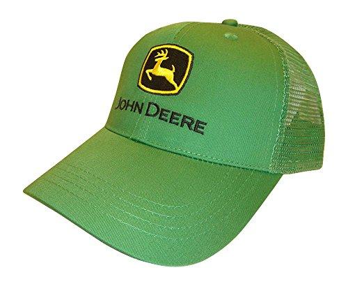 John Deere Gorra Verde