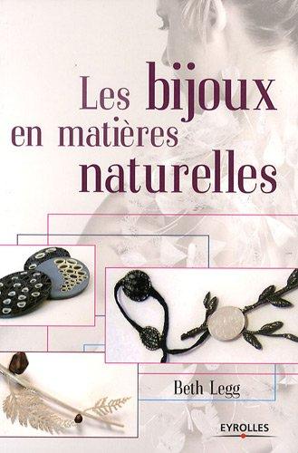 Les bijoux en matières naturelles