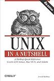 Unix in a Nutshell (In a Nutshell (O'Reilly))