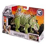 Jurassic World- Sinoceratops Dinosauro con Suoni Ispirato al Film, 12.7 cm, 5', FMM31