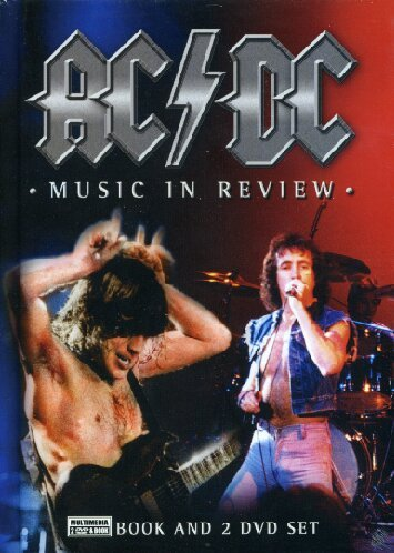 Ac/Dc-Music In Review (2 DVD+libro)