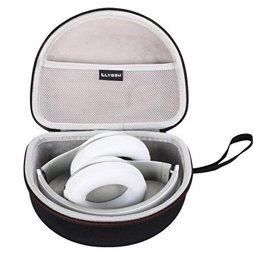 LTGEM EVA Custodia rigida Tasca da viaggio Case per Beats by Dr. Dre Studio Wireless/2.0 Wired Cuffie Over-Ear Headphones