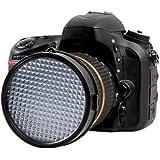 ExpoDisc 2.0 EXPOD2-77 Professional Filtre d'équilibrage pour Flash 77 mm Blanc
