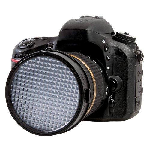 Expodisc 2.0 neutral portrait Weißabgleichsfilter (77 mm) schwarz