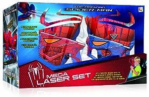 Imc Toys - Spider Mega Laser Set 2 Chalecos Y 2 Pistolas Laser 43-550902 por Imc Toys