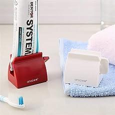 CDXDSV ABS Kreative Badezimmer Zahnpastatube Squeezer Multifunktionsschlauchspender New