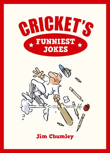 Cricket's Funniest Jokes Cover Image