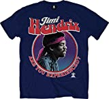 Jimi Hendrix Men's are You Experienced Short Sleeve T-Shirt