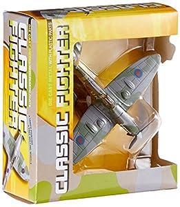 Richmond Toys 111213 Spitfire Classic Fighter, Color Verde/Gris
