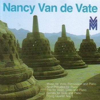 Music for Viola, Percussion & Piano - Ridge Master
