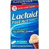 Lactaid - Fast Loi Enzyme Lactase Supplément, 60 Count