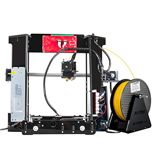 ALUNAR A6 DIY Desktop 3D Drucker 3D Printer Prusa i3 Kit-EU - 2