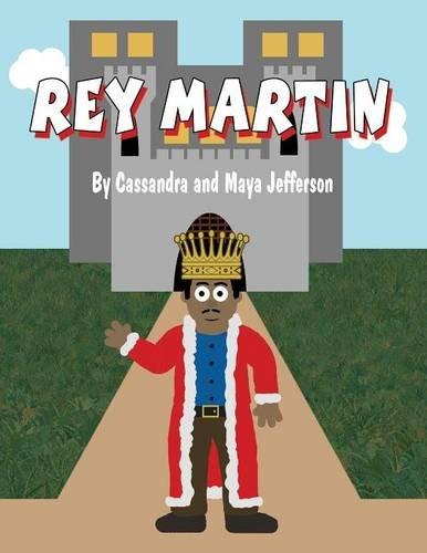Rey Martin por Cassandra Jefferson