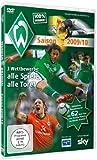 100% Werder - Werder Bremen Saisonrückblick 2009/2010 [Alemania] [DVD]