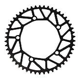 Festnight Fahrrad Radfahren Fahrrad Hohl Kettenblatt Single Kurbel Rad Klapprad