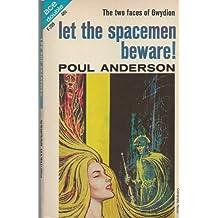 Wizard of Starship Poseidon Let the Spacemen Beware F209