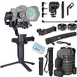 (Vorbestellung) Zhiyun WEEBILL Lab Gimbal Stabilisator Master-Paket für Sony Canon Nikon DSLR SLR mirrorless Kamera 3kg Nutzlast,Vielseitige Struktur,ViaTouch Kontrollsystem,Verriegelung Design