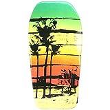Lively Moments Bodyboard 94 cm / Body Board / Surfboard / Schwimmbrett Little Caribic Sun / farbenfroher Sonnenuntergang