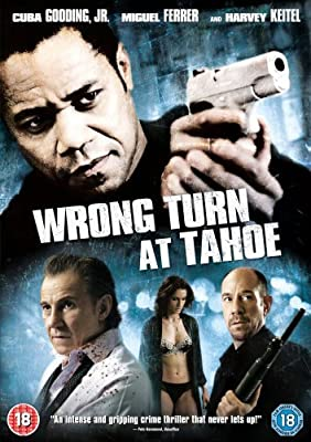 Wrong Turn at Tahoe [DVD] by Jr Cuba Gooding