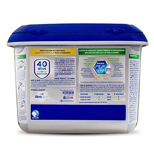 Almirón Profutura 2 Leche de Continuación en Polvo Desde los 6 Meses -  800 g