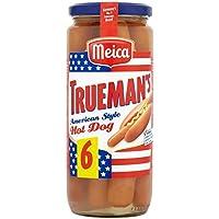 De Meica Trueman Hotdogs 540g