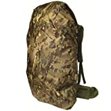 Highlander Rucksack, Olivengrün Cover–Mehrfarbig, groß