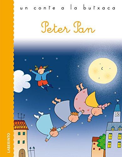 Peter Pan (Un conte a la butxaca) (Catalán) - 9788484837152