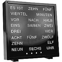 Suchergebnis auf Amazon.de für: Buchstaben - Uhren & Wecker ...