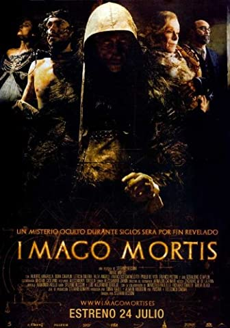 Imago Mortis Affiche du film Poster Movie Imago Mortis (27