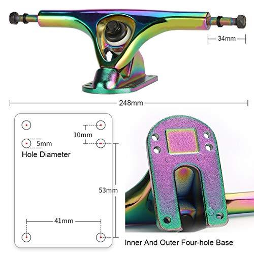 Zoom IMG-1 grist cc skateboard trucks longboard