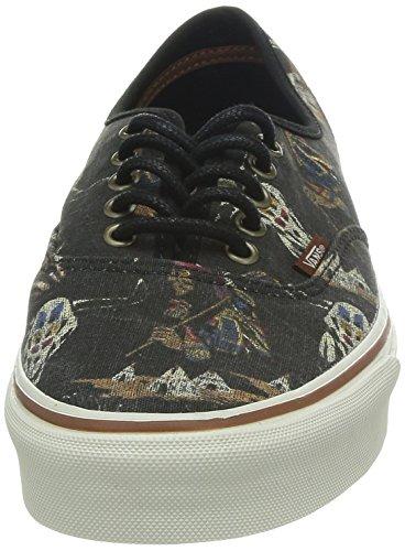 Vans U Authentic Vscq80j, Sneaker Unisexe Adulte Nero