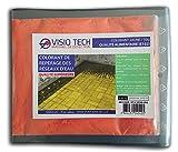 VISIO TECH Colorant de repérage JAUNE 50g, poudre soluble dans l'eau