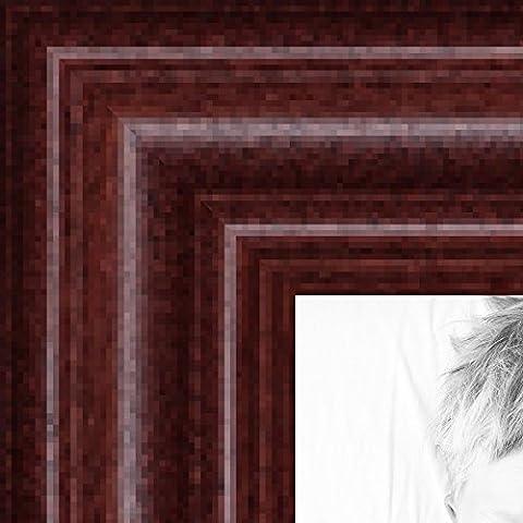 14 x 22 ArtToFrames marco 30,48 cm mancha de cereza en arce duro