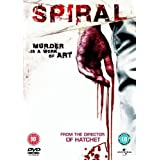 Spiral [DVD] by Joel David Moore