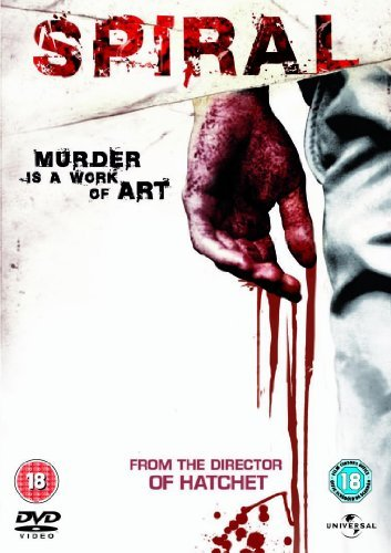 Spiral [DVD] by Joel David Moore