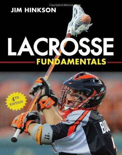 Lacrosse Fundamentals (English Edition) por Jim Hinkson