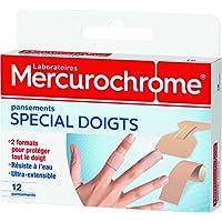 Mercurochrome-Parapharmacie Parapharmacie-Schutz-Pflaster-Box 12 Finger preisvergleich bei billige-tabletten.eu