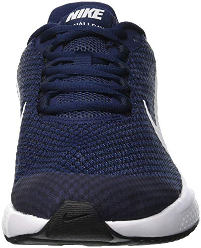 Nike Men's Midnight Navy Run All Day Training Shoes (898464-404) - 6 UK/India (40 EU) (7 US)