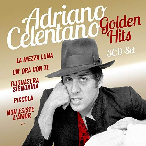 Golden Hits by Adriano Celentano (2013-10-01)