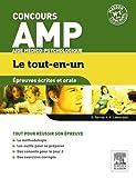 Image de Le tout-en-un Concours Aide Médico-Psychologique Épreuves écrites e