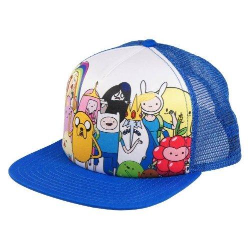 Bioworld Adventure Time Charaktere Trucker (Erwachsene Adventure Time Für Kostüme)