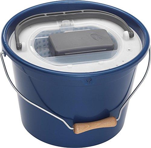 Plastilys–Cubo vivero con cesta y aireador integrado (18l)