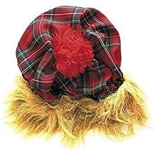 Gorra Escocesa Con Pelo
