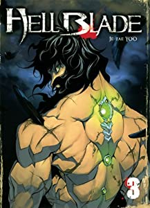 Hell Blade Edition simple Tome 3