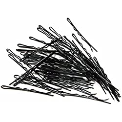 Multiline company 24 Pieces Bobby Pins For Kids/Girls/Women. Original Carbon Steel Pins/ Beauty Parlour Pins.