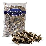 Lyra Pet 1 kg Rindereuter Eutersticks Kausnack für Welpen Hundefutter wie Pansen