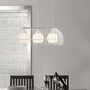 qw- lamparas colgantes vente bijoux clair Fixations plafond Slip Mode personnalité lampes Transparent, 220–240V